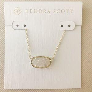 Kendra Scott Elisa Gold Necklace